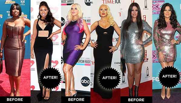 Slimming Pills Celebrities Use
