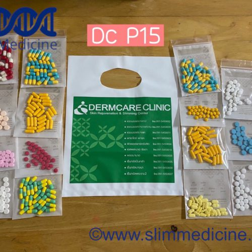Derm diet pills